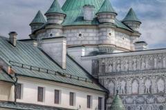 szlak-karpacki-krasiczyn-zamek-wieza-scaled