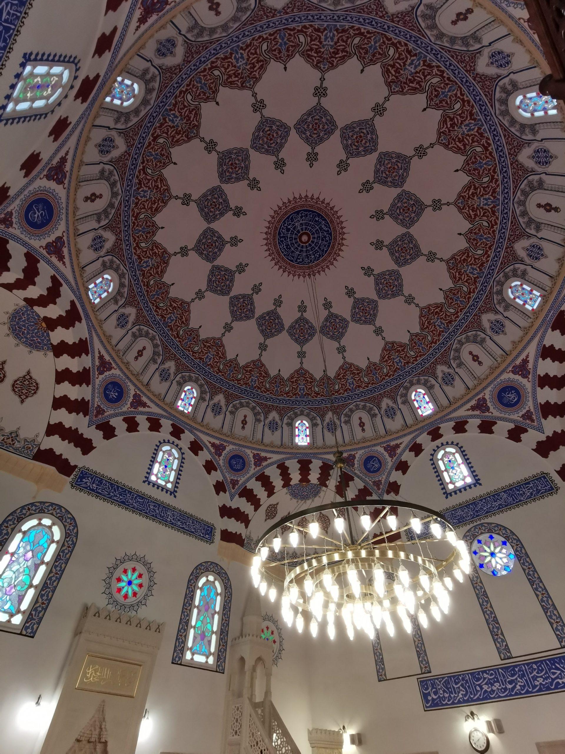 W Sofii widać również wpływy osmańskie - np. w postaci meczetu (Bania Baszi Dżamija)
