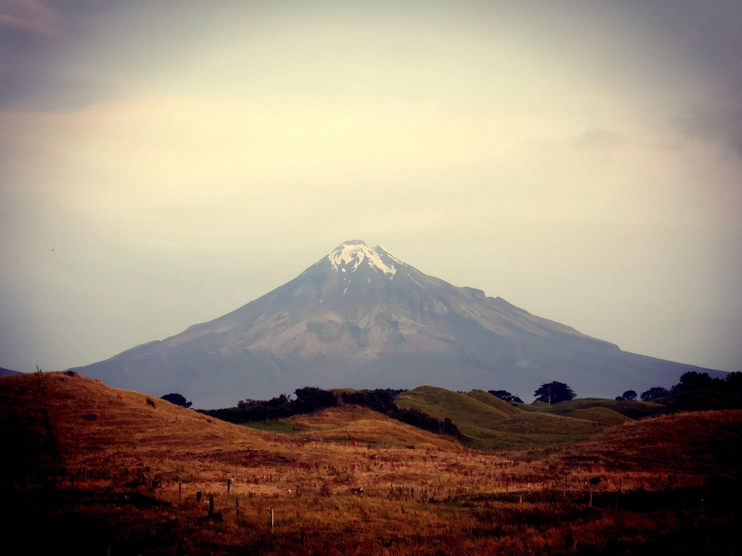 Czym zaskoczyła nas Nowa Zelandia? - zmienność krajobrazów
