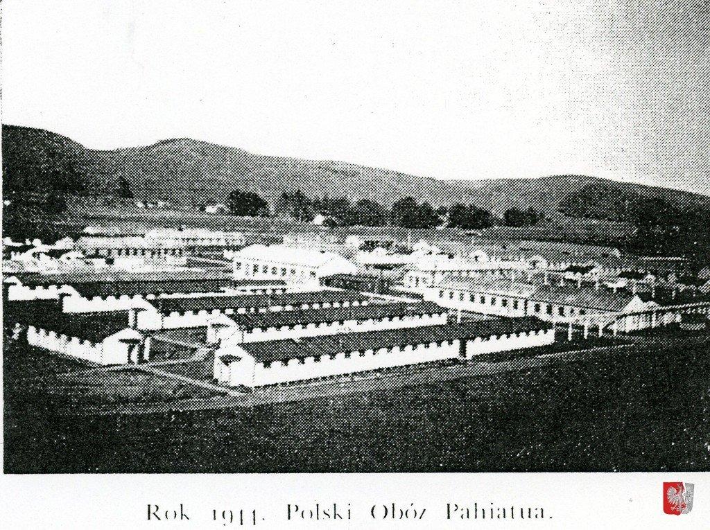 Polskie Dzieci z Pahiatua - kampus