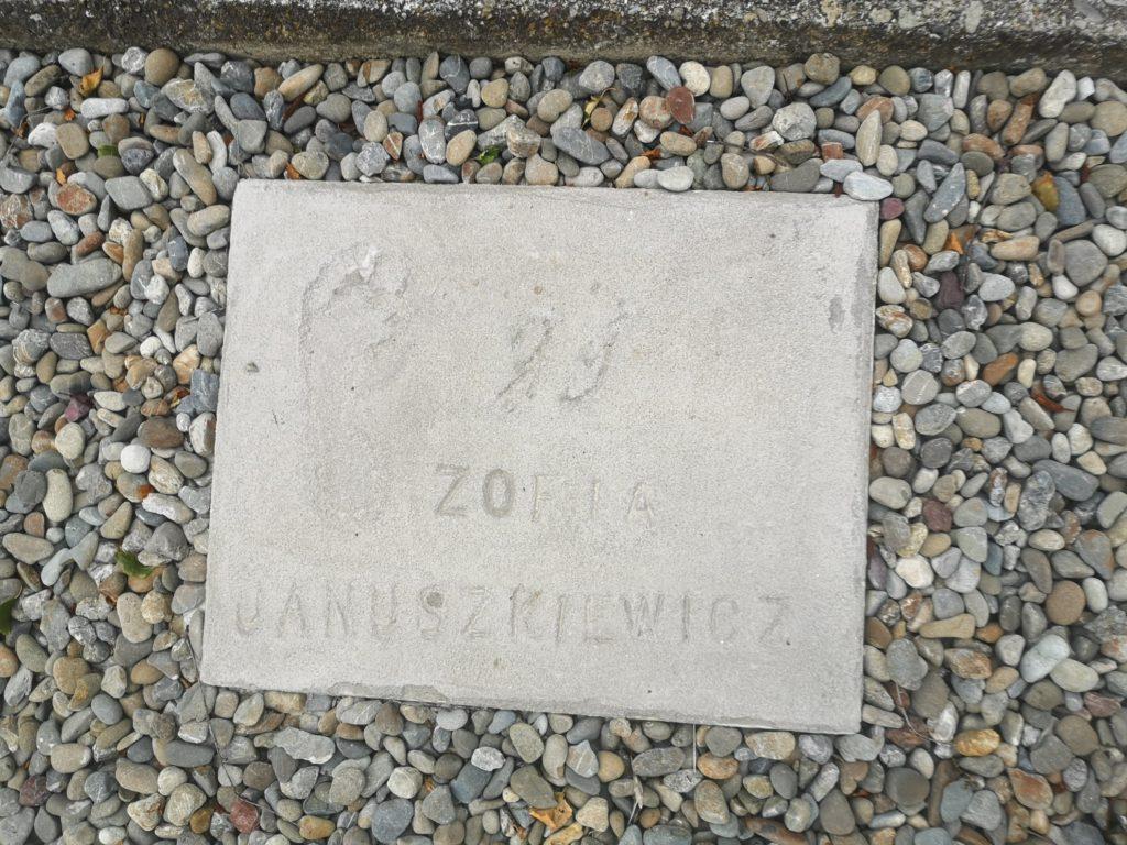 Zofia Januszkiewicz - Polskie Dzieci z Pahiatua