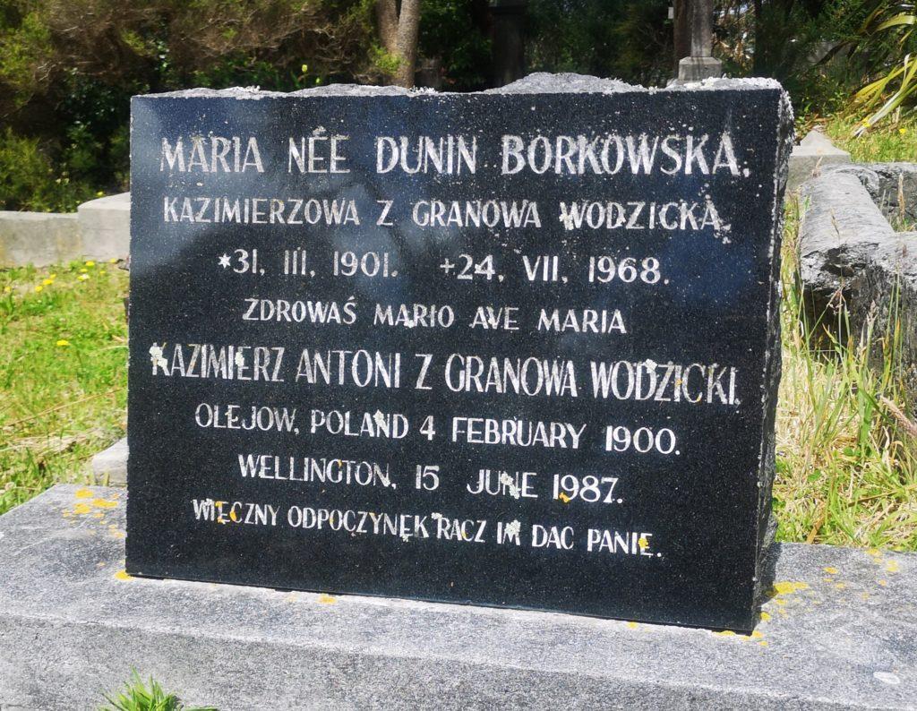 Maria i Kazimierz A. Wodziccy - ci, którzy uratowali Polskie Dzieci z Pahiatua