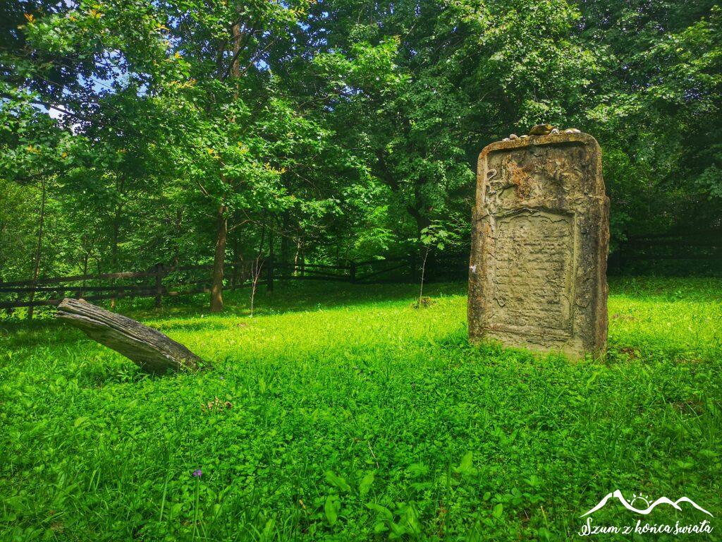 Cmentarz żydowski w Krasiczynie
